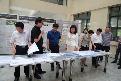 黄淮学院第一届建筑文化艺术节开幕